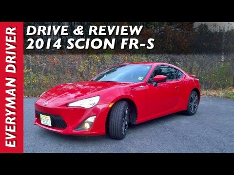 Here's the 2014 Scion FR-S Review on Everyman Driver