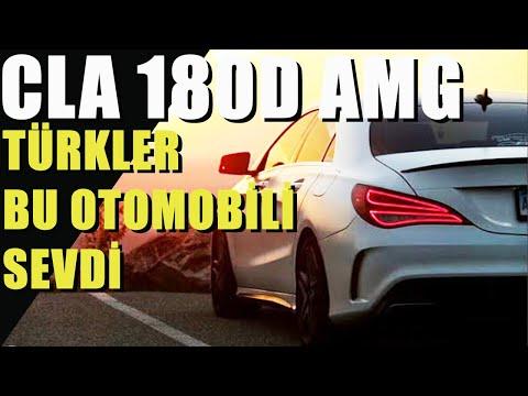 2016 Model Mercedes CLA 180d AMG  & İzlenimler Ve Test Sonuçları