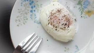 幸福芳程式 永不失敗的水波蛋 poached egg