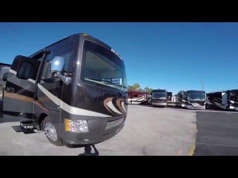2016 Outlaw Class A RV Tour By Carolina