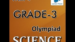 Olympiad class 3 Science interactive quiz