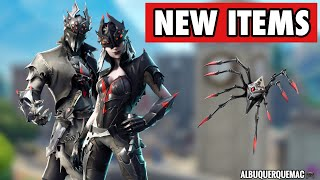 FORTNITE-SHOP OF ITEMS TODAY 20/10 | BOUGHT NEW SKIN KNIGHT-SPIDER and BOUGHT NEW SKIN ARACNE