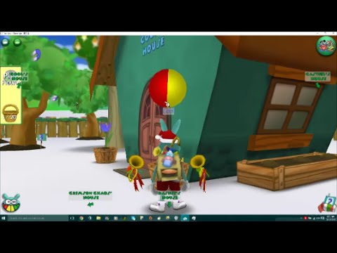 Maxing Gardening On Toontown Rewritten Youtube