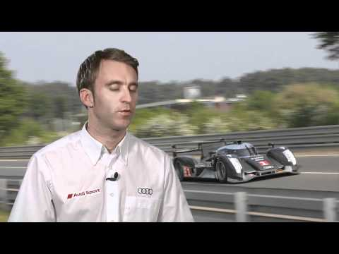 Audi R18 TDI - Le Mans 2011 - Interview with Timo Bernhard