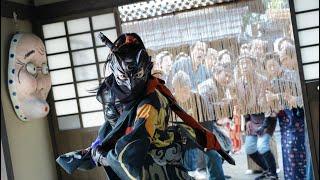 特撮界のキーマン:坂本浩一監督 × 新世代のアクション女優:山本千尋 夢のタッグがここに実現!新世代の特撮アクション時代劇「BLACKFOX: Age of the Ninja」 ついに ...