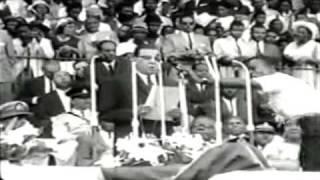 part 1 - Imperial Majesty, Emperor Haileselassie of Ethiopia Visited Jamaica