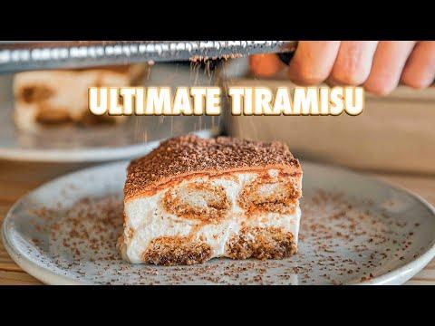Homemade Tiramisu