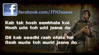 Gambar cover Saans FULL SONG with LYRICS - Jab Tak Hai Jaan - Mohit Chauhan, Shreya Ghoshal