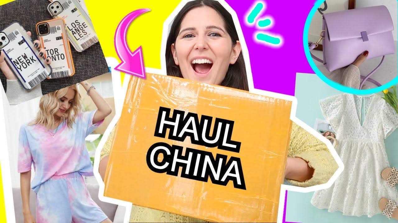 LO QUE PEDÍ VS LO QUE RECIBÍ de ROPA Y ACCESORIOS (HAUL DE CHINA NIhaojewelry) 😊Caro Trippar Vlogs