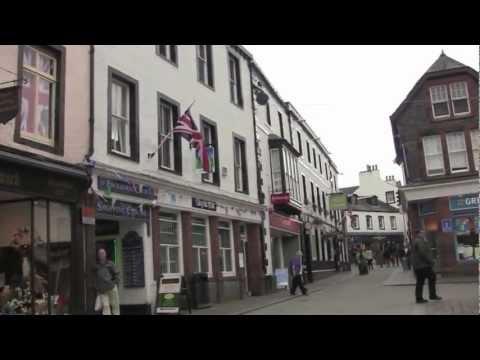 Keswick, Cumbria, UK - 7th September, 2012