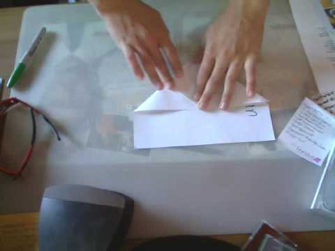 How to Make an Envelope/Letter