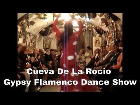 Spain | Part TWO | Cueva De La Rocio | Gypsy Flamenco Dance Show