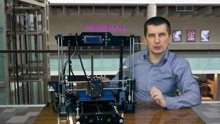 Как подключить 3D принтер к компьютеру.(Мы продолжаем сборку 3D принтера. В этом видео вы узнаете как принтер подключить к компьютеру. 3D принтер..., 2016-04-06T07:07:04.000Z)
