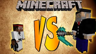 STEVE LEE VS WILLYREX MALVADO - Minecraft Batallas de Mobs - Mods