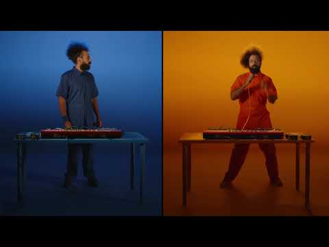 Firefox Presents: Slow v. Fast with Reggie Watts