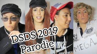 DSDS 2019 PARODIE | Pietro Lombardi, Dieter Bohlen, Xavier Naidoo, Oana Nechiti