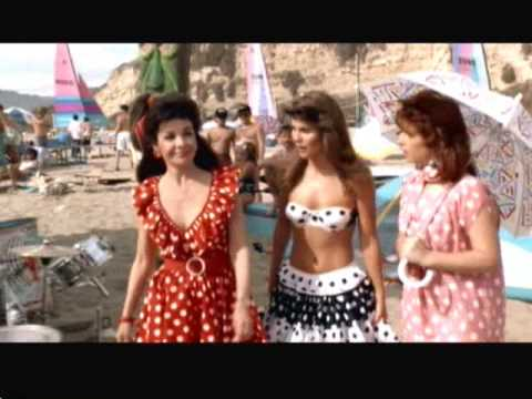 """Annette Funicello sings """"Jamaica Ska"""" in BACK TO THE BEACH"""