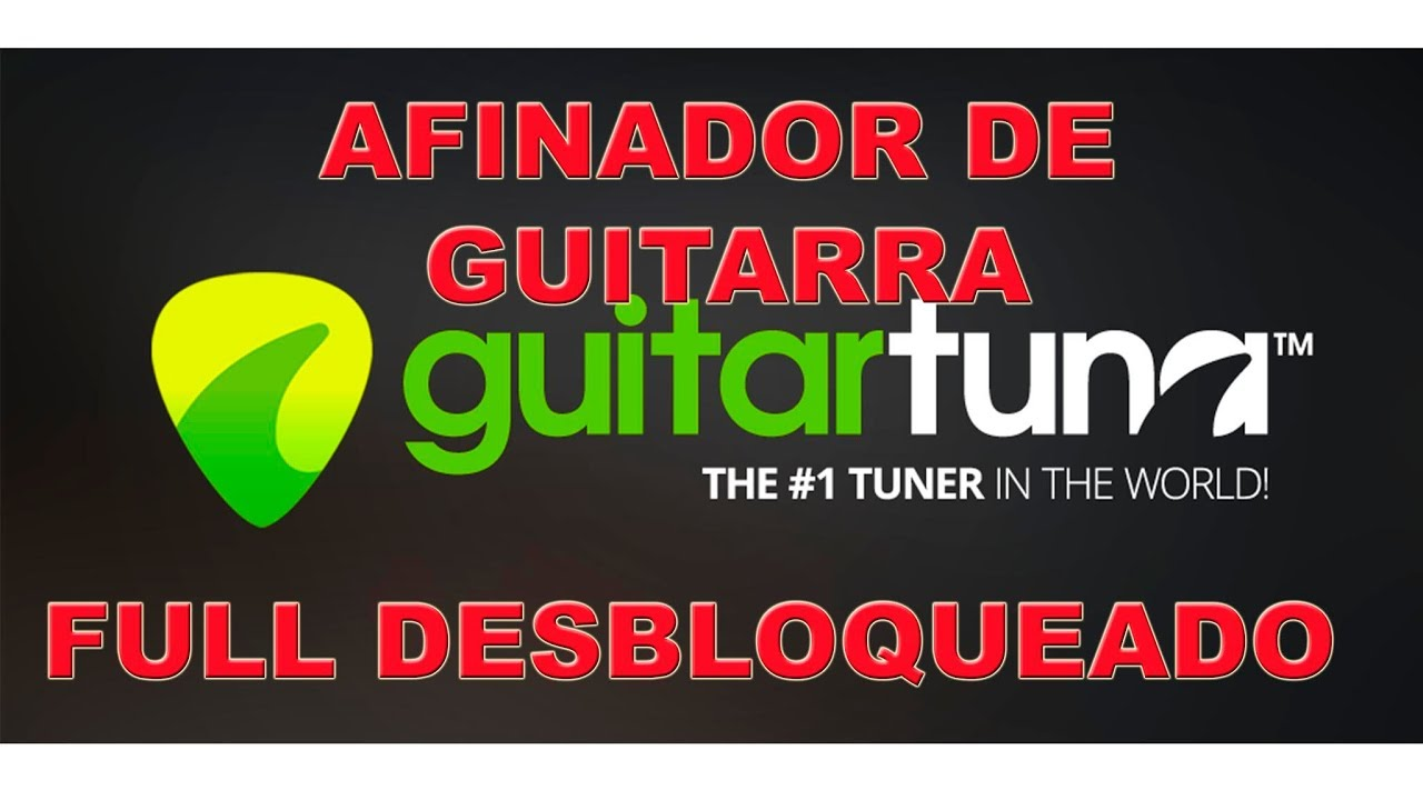 descargar guitar tuna pro apk full 2019