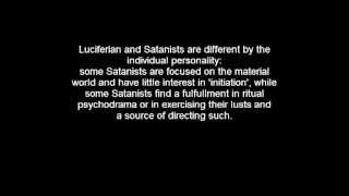 Luciferianism and Satanism - Some Questions Answered Thumbnail