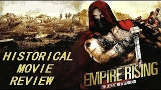 EMPIRE RISING ( 2005 ) aka KEEPER : THE LEGEND OF OMAR KHAYYAM Historical Movie Review