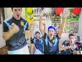 Argentina 2 Italia 0   Amistoso Internacional 2018   Reacciones de Amigos