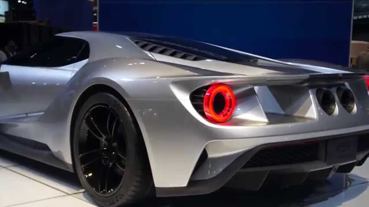 Shelby Ford Gt Muscle Sports Car Supercar Youtube