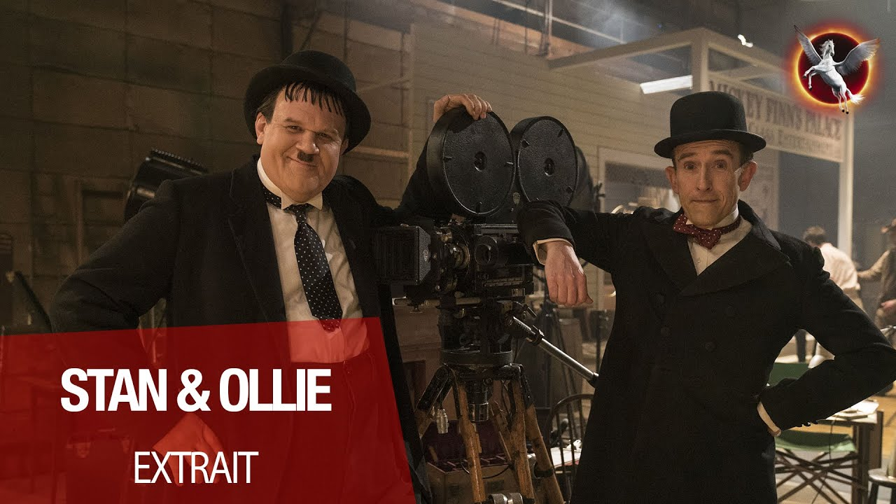 """STAN & OLLIE ( Steve Coogan et John C. Reilly ) - Extrait VOST """"Plus rien à boire"""""""