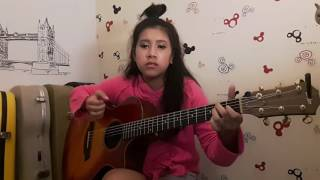 EveryTime : Guitar Cover By SydneyUke