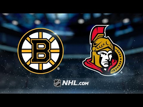 DeBrusk, Rask power Bruins past Senators, 3-2