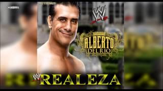 """WWE: """"Realeza"""" (Alberto Del Rio) [V2] Theme Song + AE (Arena Effect)"""