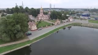 видео Усадьба Виноградово, Московская область, Мытищинский район