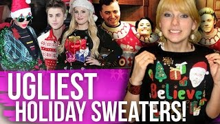 16 UGLIEST Holiday Sweaters! (Dirty Laundry)