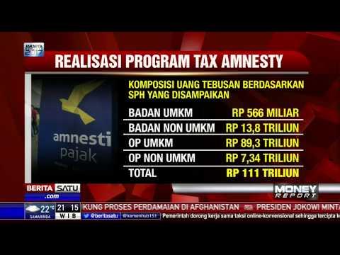 Realisasi Program Tax Amnesty