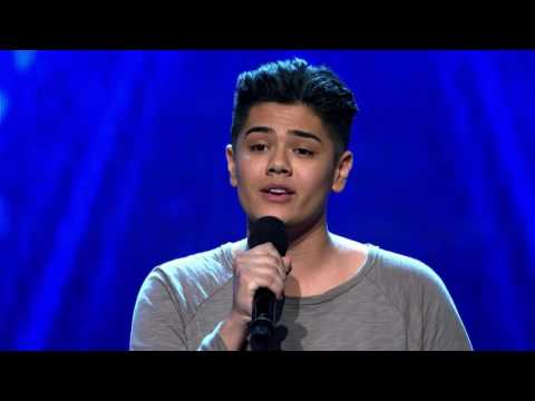 Sheldon Hernandez's performance of John Legend's 'Ordinary People' - The X Factor Australia 2016