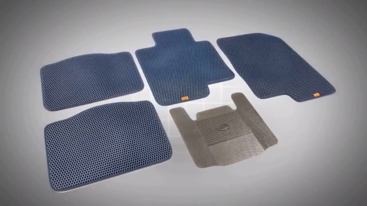 Vehicle Car Floor Carpet Mat (EVA) Anti-Slip/ Odor-Free/ Anti ...