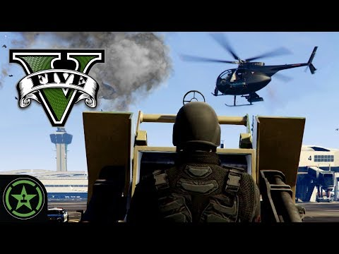 Let's Play - GTA V - Exit Strategy (Mobile Operations #2)