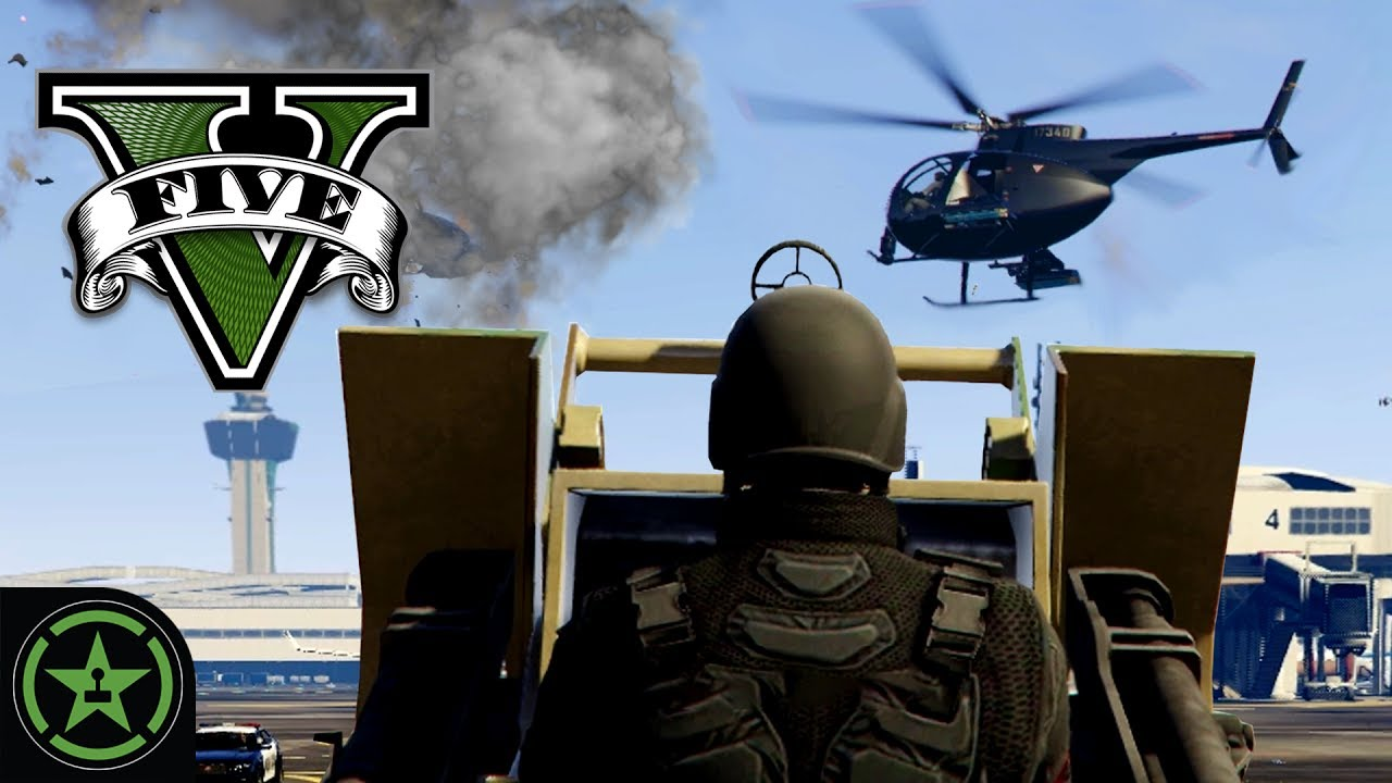 Let's Play: GTA V - Exit Strategy (Mobile Operations #2)