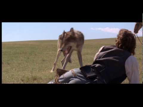 "How John Dunbar got his name ""Dances with Wolves"""