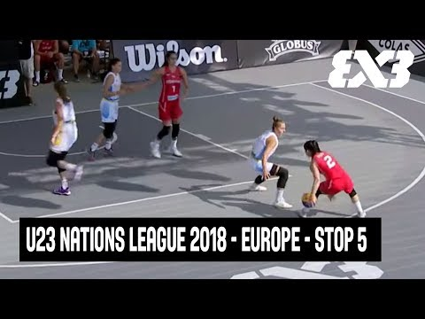 RE-LIVE -FIBA 3x3 U23 Nations League 2018 - Europe - Stop 5 - Debrecen, Hungary