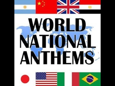 National Anthems as Ringtones/Jingles