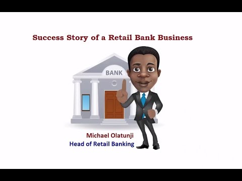 Success of Retail Selling in a Bank