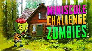 Miniscule Challenge (Call of Duty Custom Zombies)