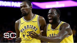 Draymond Green doesn't feel responsible for Kevin Durant leaving - Woj | SportsCenter w/ Stephen A.