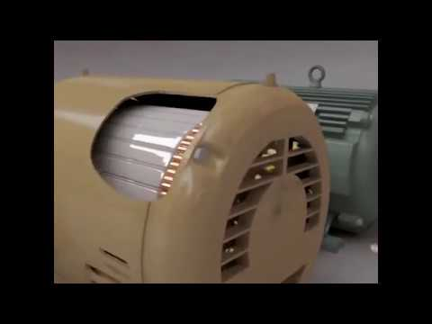Total enclosed fan cooled vs open drip proof tefc vs odp for Totally enclosed fan cooled motor
