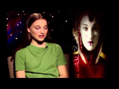 Star Wars Episode I The Phantom Menace: Natalie Portman Interview