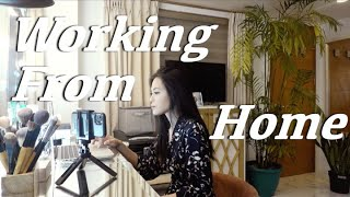 Working from Home | Toni Gonzaga