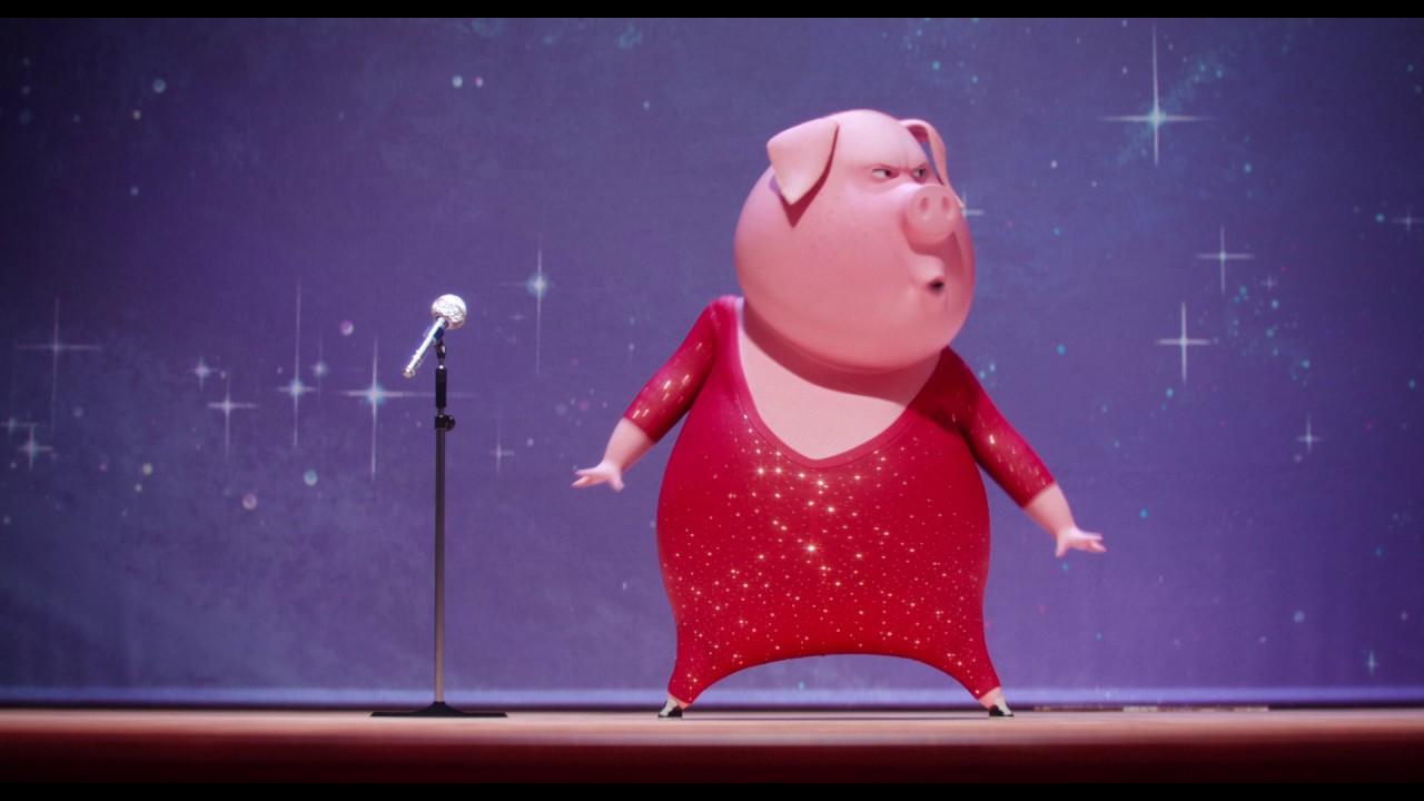 Sing 161 Ven Y Canta Spot Quot Gunter Quot En Cines 5 De Enero