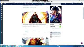 Сайт для скачивания популярных фильмов и игр.