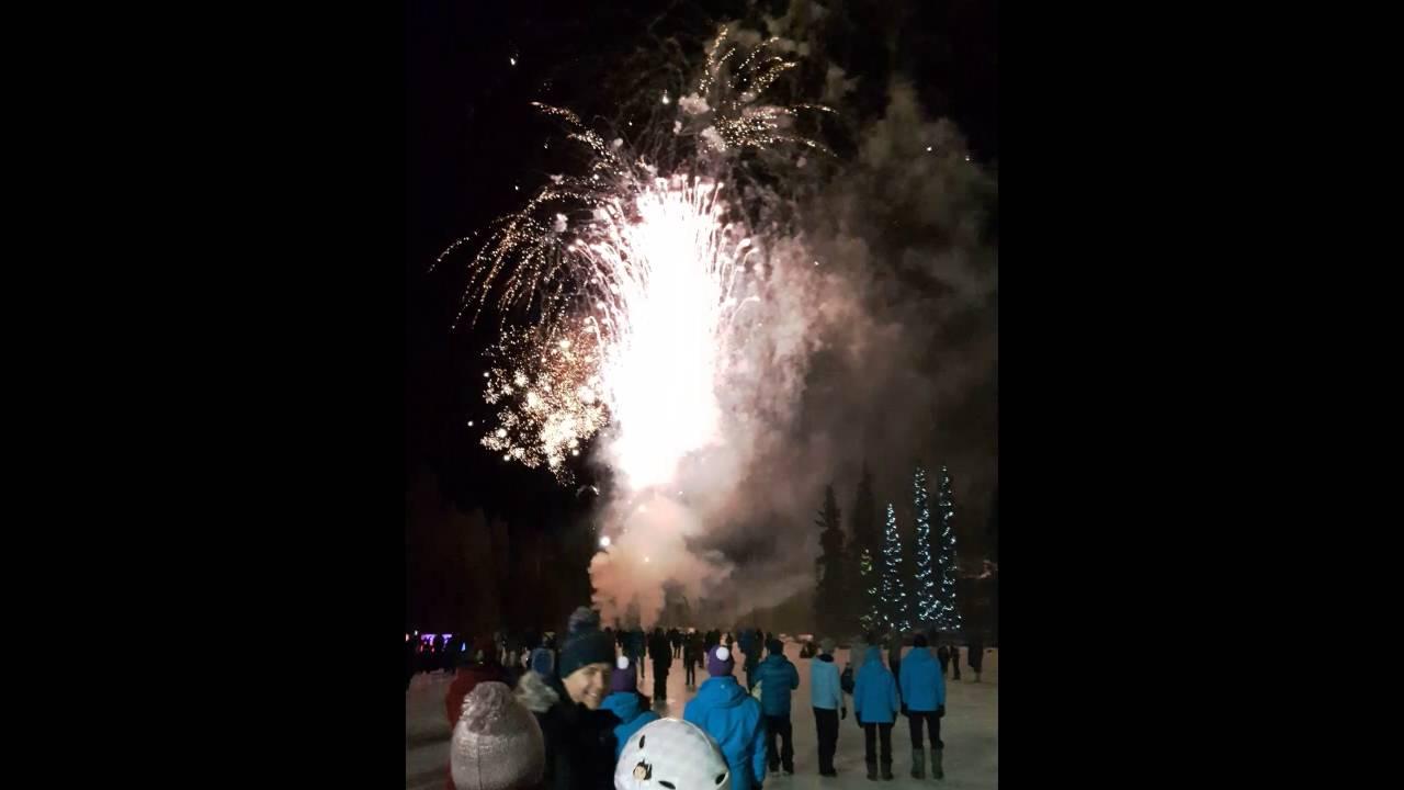 Er�ffnungsfeier biathlon weltcup canmore kanada