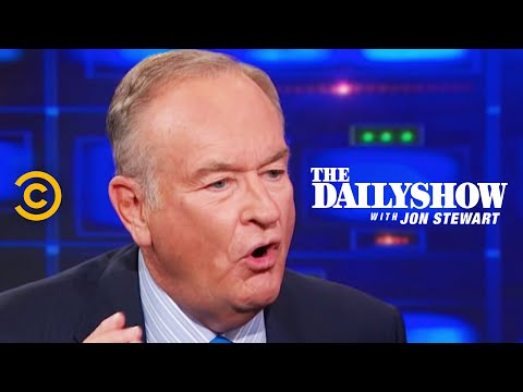 The Daily Show - Bill O'Reilly Extended Interview